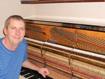 Piano Tuner Essex